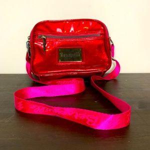 Betseyville crossbody purse by Betsey Johnson